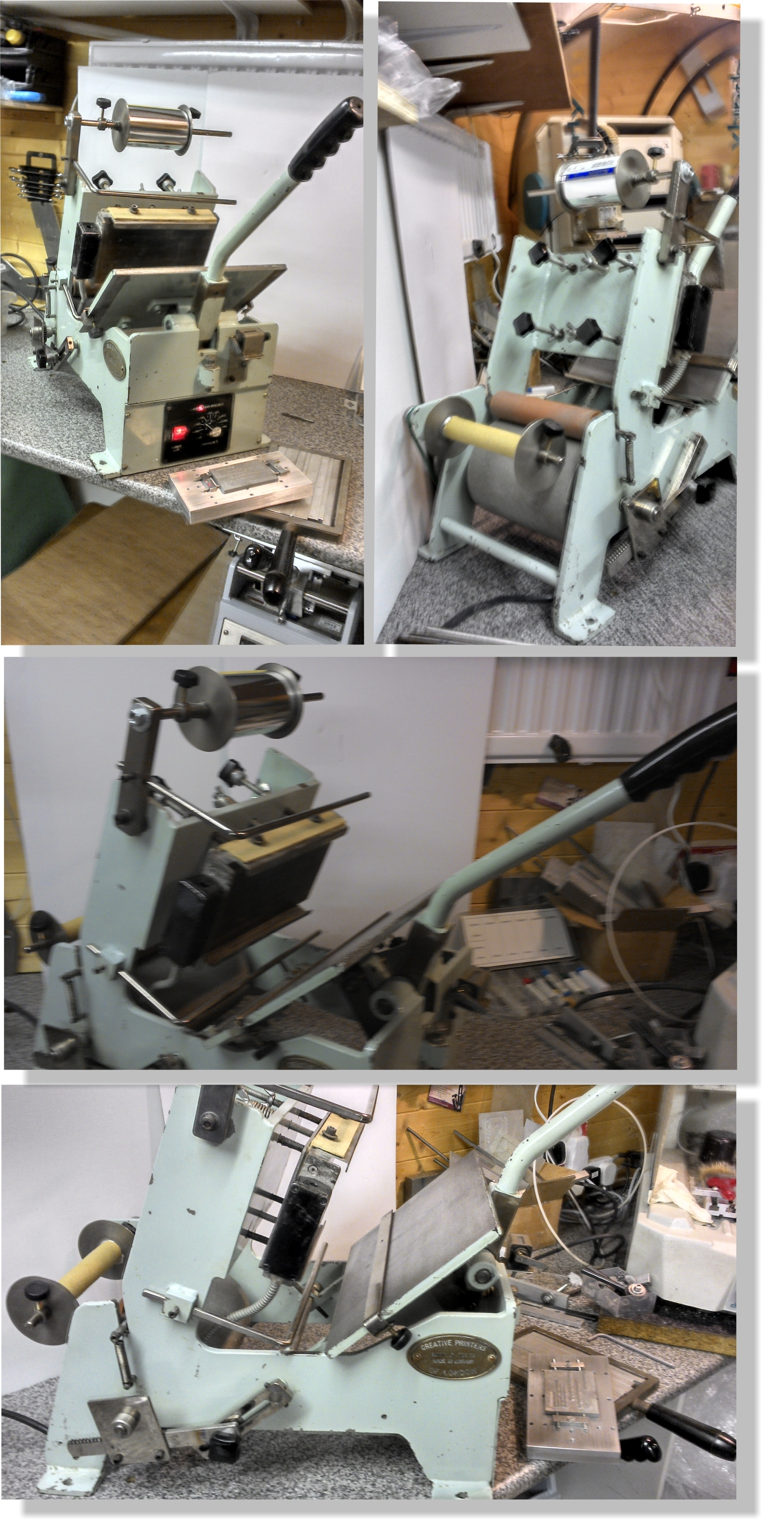 dut_21hot foil printing machine