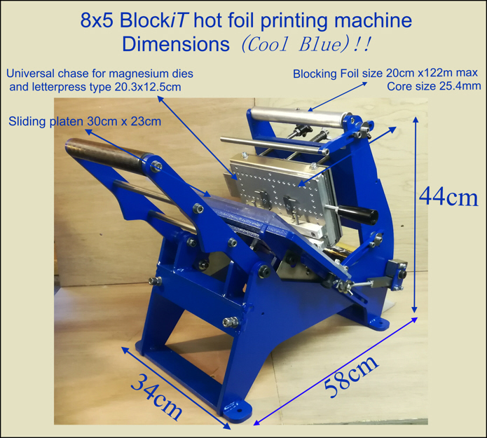 8x5_hot_foil_printing_machine_spec